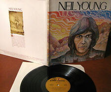 NEIL YOUNG same s/t- LP - gatefold- Italy