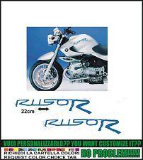 kit adesivi stickers compatibili  r 1150 r rockster script style