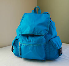 LeSportsac 7839 Turquoise Voyager Backpack