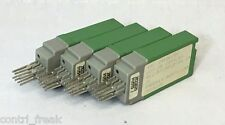 Phoenix Contact Relay Connector w/ Miniature Switching Relay 2823625 (Lot of 4)