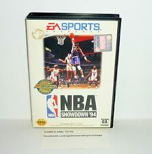 JEU SEGA MEGADRIVE NBA SHOWDOWN'94 VERSION US