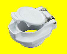 Pool Vacuum Safety Vac Lock Pool Wall Fitting White For Suction Side Cleaners