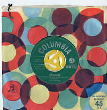 "The Shadows - The Savage / Peace Pipe 7"" Single 1961"