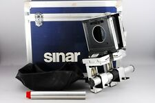 Exc++++ Sinar P 4x5 Large Format View Camera w/Original Trunk Box From Japan
