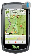 TEASI One 3 - GPS Fahrradnavigation Wandernavigation Geocaching - B-WARE