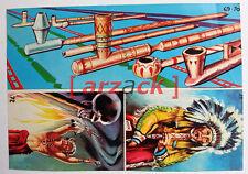 Album LONTANO WEST 2 DARDO 1963 - 4 figurine 69 70 71 72