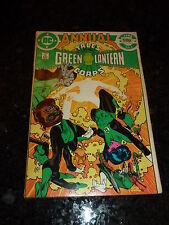 TALES OF THE GREEN LANTERN CORPS Comic - ANNUAL - No 1 - Date 1985 - DC Comics