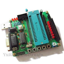 Imported C51 AVR MCU development board DIY learning kit Parts and components