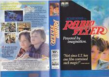 RADIO FLYER A RICHARD DONNER VHS PAL  VIDEO~ A RARE FIND