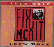 MC Fixx It-Lets move 3 inch cd maxi single