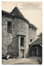 CPA 91 - MONTLHERY (Essonne) - 12. Dernier Vestige de l'ancienne prison