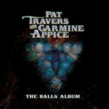 Balls Album - Pat & Appice,Carmine Travers (2016, CD NIEUW)