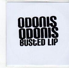 (DJ883) Odonis Odonis, Busted Lip - 2012 DJ CD