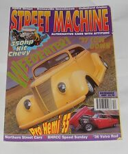 STREET MACHINE DECEMBER 1997 - WEEDEATER!/350HP KIT CHEVY/'37 LOW DOWN