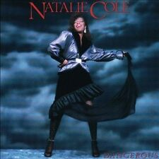 Dangerous by Natalie Cole (Cassette, Oct-1990, Modern)
