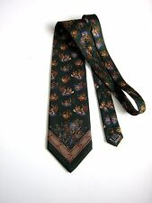 DAVID & DAVID  NUOVA NEW SETA SILK CRAVATTA TIE ORIGINALE