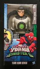 "Marvel Titan Hero Series Doc Ock Dr. Octopus 12"" Figure Spiderman Vs Sinister 6"