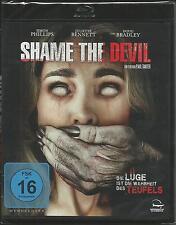Shame the Devil [Blu-ray] Simon Phillips Neu!