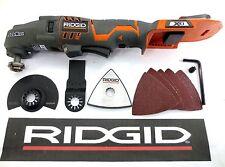RIDGID 18v 18 VOLT CORDLESS JOBMAX MULTI-TOOL R8223404 RIGID POWER HANDLE R8620