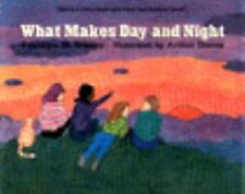 What makes day and night (Let's-read-and-find-out science book)-ExLibrary