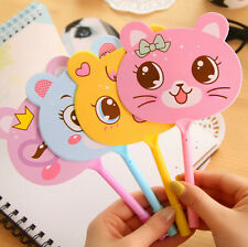 4pcs Cartoon Animal Ball Point Pen Kids Children Gift Stationery