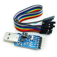 CP2102 USB to TTL RS232 USB TTL to RS485 Mutual Convert 6 in One Convert Module