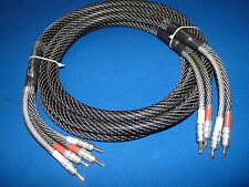 Top-End Shielded Speaker Cable 3.5m. A+++ Grade. 2N2. CMC USA Connectors. RP320