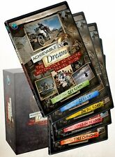 NEW Achievable Dream - Motorcycle Adventure Travel Guide - Collectors Set (DVD)