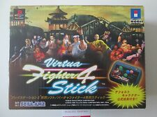Vitrua Fighter 4 Arcade Stick for Playstation 2 Complete in Box (Japan Import)