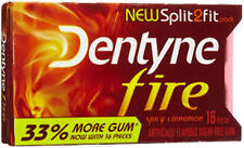American Dentyne Fire Cinnamon Bubble / Chewing Gum from American Goodies