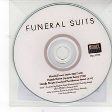 (DV91) Funeral Suits, Hands Down - 2012 DJ CD