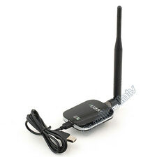 ANTENNA AMPLIFICATORE SEGNALE WIRELESS USB WIFI 300 MT PER PC NOTEBOOK WI FI LAN