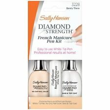 Sally Hansen Diamond Strength French Manicure Pen Kit, Barely There #3228