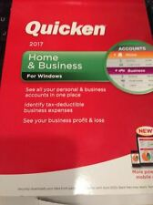 2017 Quicken Home and Business 2017 Brand New Sealed WINDOWS 10  FREE SHIPPING