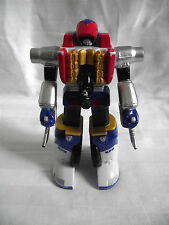 "POWER RANGERS SPD OMEGA MINI ZORD 5"" WITH SWINGING ARM ACTION / BANDAI 2005"