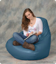 Bean Bag Chairs by Bean Bag City Factory Direct Large Bean Bag Blue