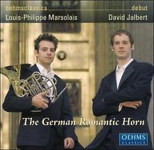 German Romantic Horn, New Music