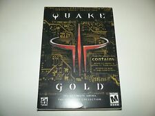 Quake III Gold - Team Arena - PC & Mac Game - Great Shape