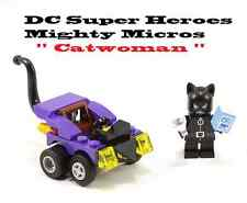 "LEGO 76061 DC Super Heroes MIGHTY MICROS "" CATWOMAN c/w CATMOBILE "" - Hot Item"