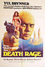 "A retired hit man takes one last job to avenge his brother's murder ""DEATH RAGE"""