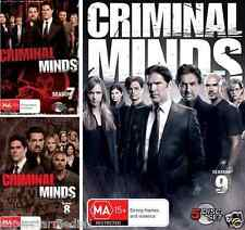 Criminal Minds Season 7+8+9 : NEW DVD
