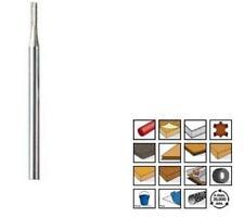 FRESA PER INCISIONE 1,6mm DREMEL 113 Conf. 3 PZ Incisione Ferro Legno Plastica