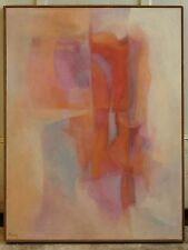 Original Oil by Mary Meng Wade Abstract Art Painting