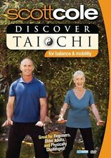 Scott Cole: Discover Tai Chi for Balance & Mobility DVD Region 1