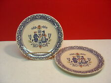 Johnson Brothers China HEARTS & FLOWERS Two Bread and Butter Plates