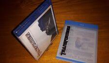 TRANSFORMERS 2-disc Blu-ray importación EEUU región un gratis raro OOP funda