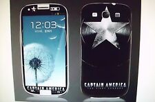 Captain America the first avenger Decal Skin sticker for Samsung Galaxy SIII S3