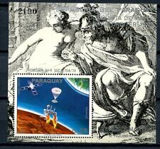 PARAGUAY 1976 Raumfahrt Space Viking Block 281 ** MNH