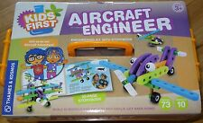 Aircraft Engineer Kids First THames & Kosmos Engineering Science Kit