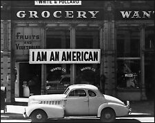 Masters of Photography: I Am An American, 1942 by Dorothea Lange: Digital Photo